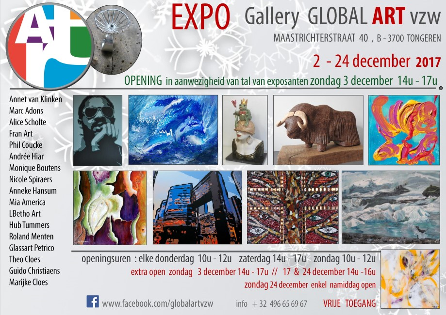 eindejaarexpo december